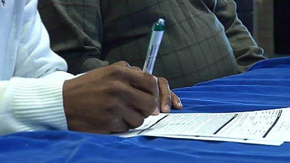 Shawnee Signs Six