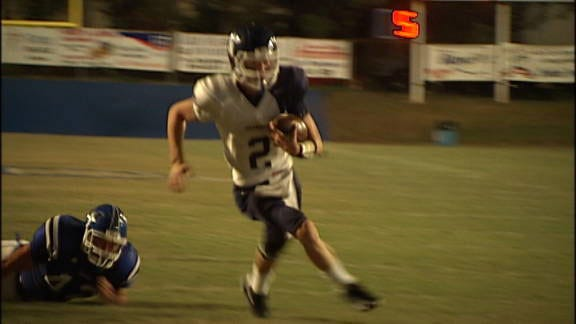 Shawnee Wolves Dominate Harrah Panthers