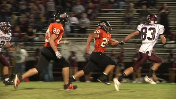Sperry Moves to 5-0 with Win Over Nowata