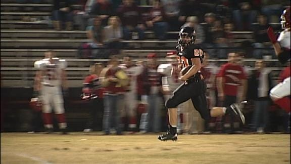 Sperry Pirates Defeat Stigler to Stay Alive
