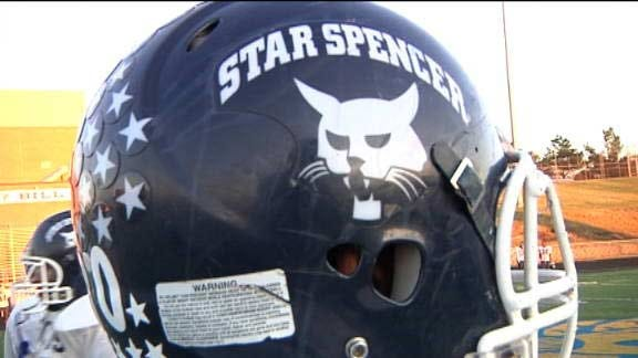 Star Spencer Advances to State Championship by Stomping Sallisaw