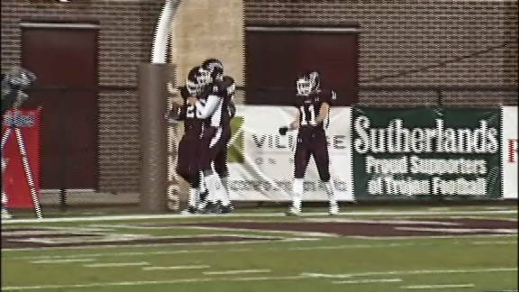 Strong Ground Game Propels Jenks past Bixby