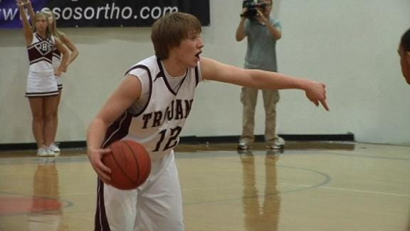 Trojans Topple BA and Advance to State