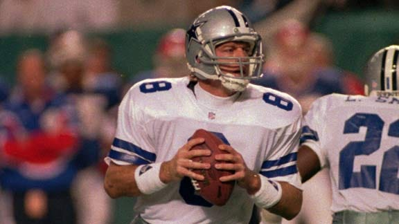 Troy Aikman Heads Class of 2010 Oklahoma Sports Hall of Fame Inductees