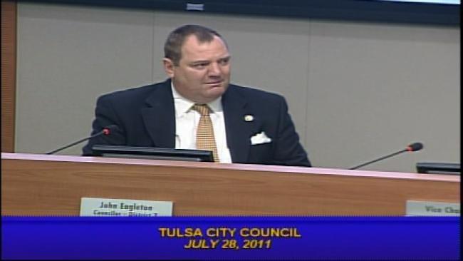 Tulsa Councilors, Mayor Trade Heated Words