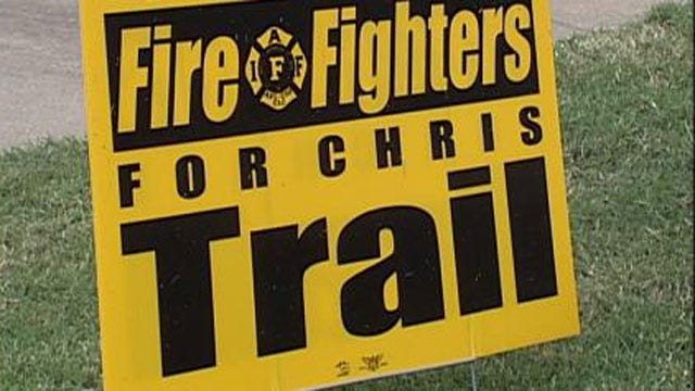 Tulsa Firefighters Ask Federal Judge For Right To Campaign In City Elections