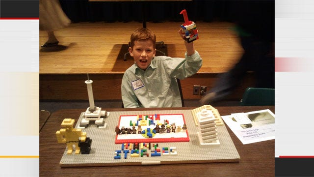 Tulsa Kids Take Lego Play To Whole New Level