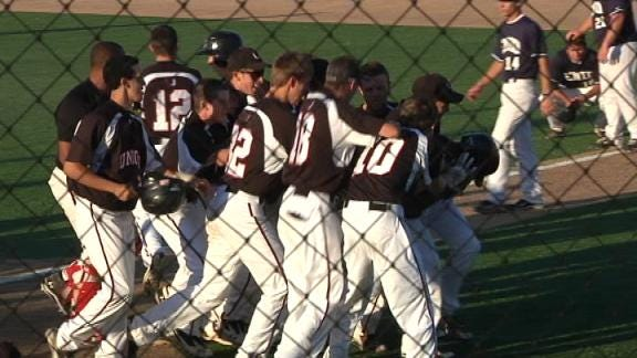 Union Gets Dramatic Win Over Enid 6-5