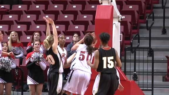 Union Girls Beat BA with Last-Second Shot