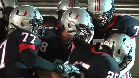 Union Stomps Muskogee in Round One