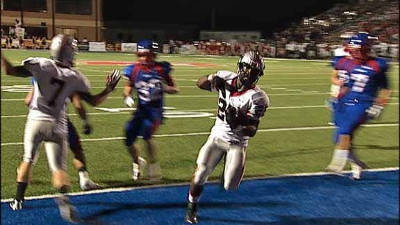 Union Wins District-Opener over Bixby