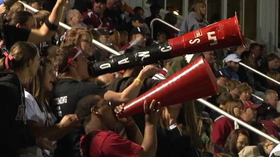 Wagoner Takes Down Fort Gibson