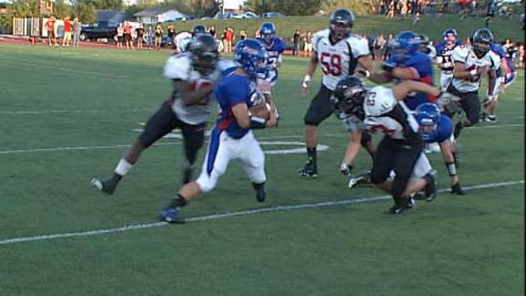 Westmoore Jaguars Clinch Moore War Win