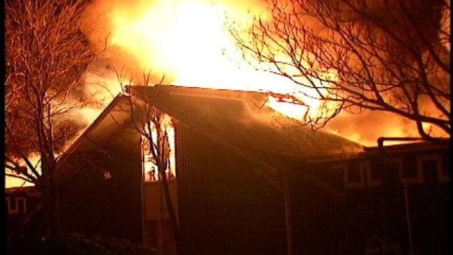 Arrest Made In 2006 Fire That Destroyed Tulsa Athletic Club