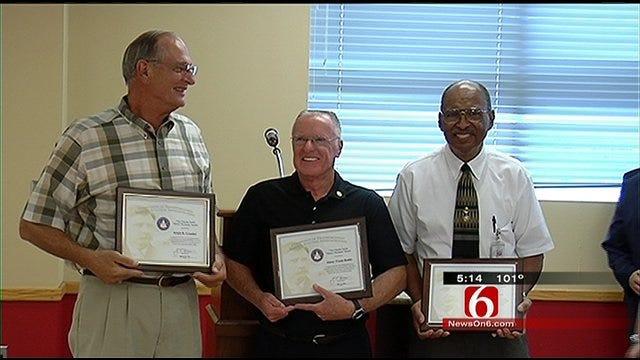 FAA Honors American Airlines Mechanics At Tulsa Facility