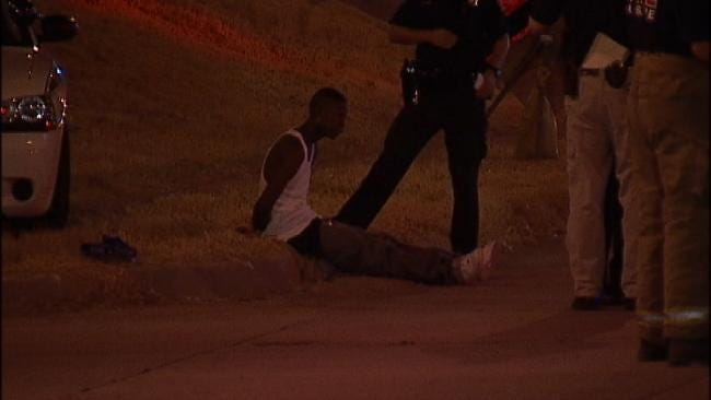 Four Wounded In Possible Gang-Related Tulsa Shooting