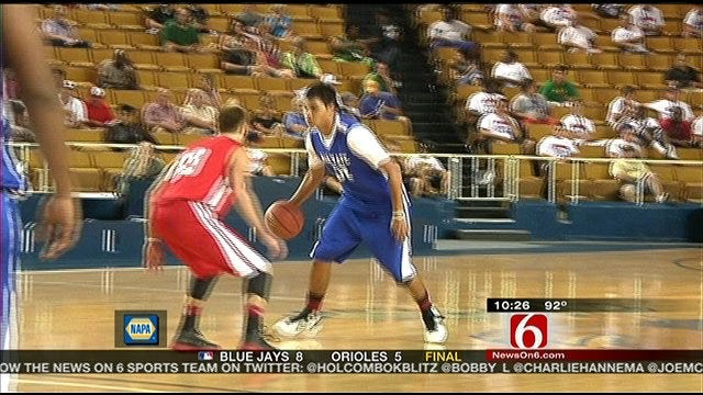 West Sweeps All-State Basketball