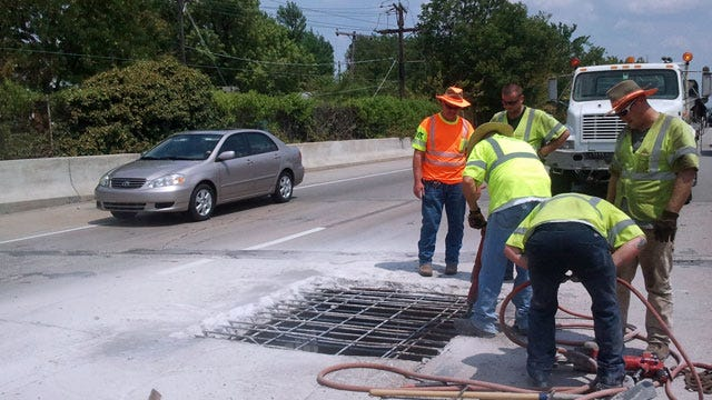 Westbound BA Expressway Near Harvard Reopened After Repairs