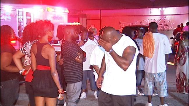Two Injured By Gunfire Outside Tulsa Sports Bar