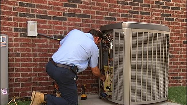 Tulsa AC Techs Working Overtime To Keep You Cool