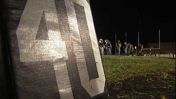 West Claims All-State Football Win