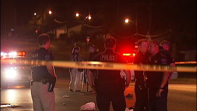 Woman Killed In Tulsa Hit And Run Collision