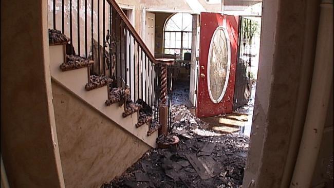 Tulsa Day Care Plans To Rebuild After Devastating Fire