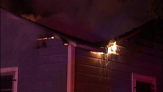 Cause Of Tulsa House Fire Under Investigation