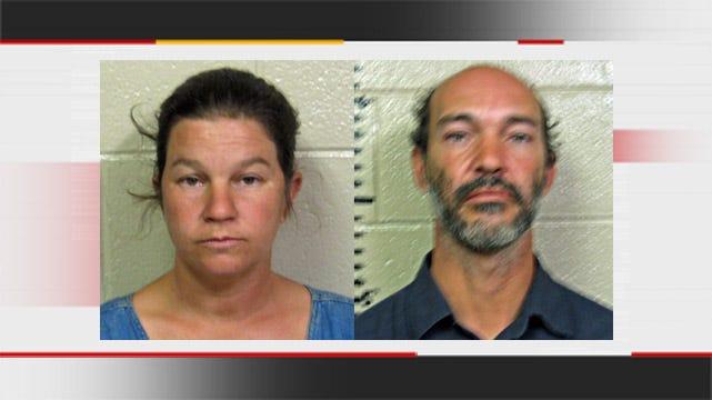 Latimer County Couple Surrenders Animals In Cruelty Case