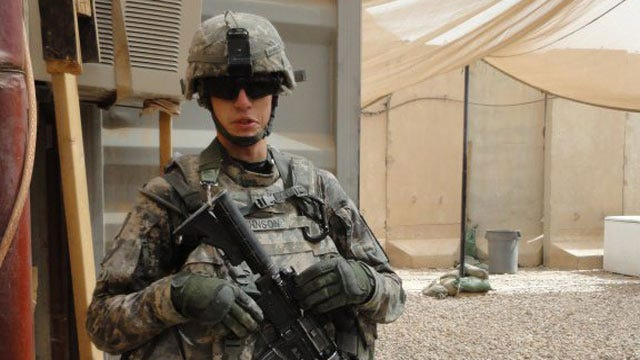 Memorial Service Held For Tulsa Soldier Killed In Iraq