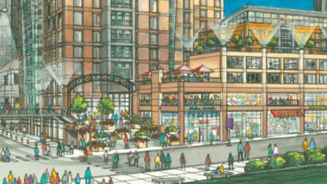 New Downtown Tulsa Development Planned