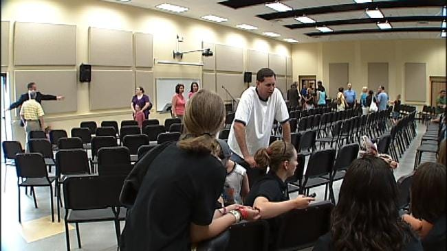 Sand Springs Celebrates New Performing Arts Center
