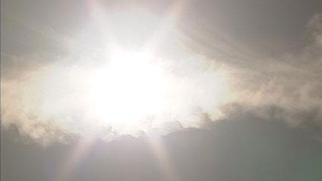 Tulsa Area Under An Ozone Alert Day For Wednesday
