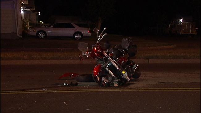 Tulsa Police Recover Car In Fatal Hit And Run Crash