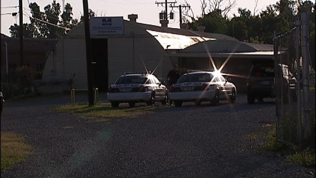 Woman's Body Found Outside Tulsa Business Early Tuesday