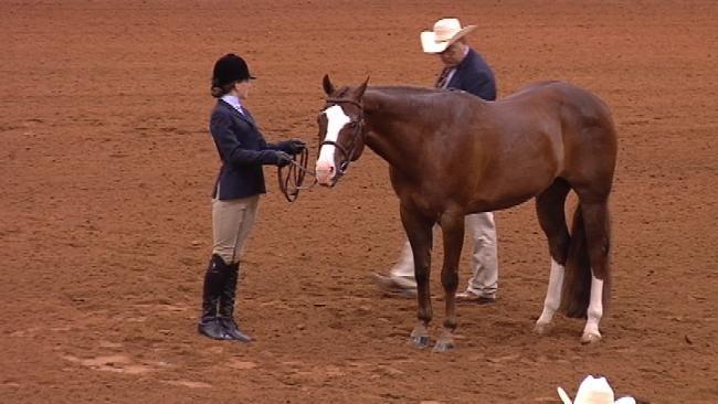 World Championship Horse Show Rides Into Tulsa