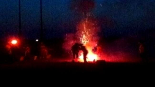 Checotah Firefighter Injured In Fireworks Explosion Back In Hospital