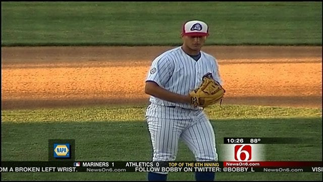 Former Owasso Star Pitches Complete-Game No Hitter In Minors