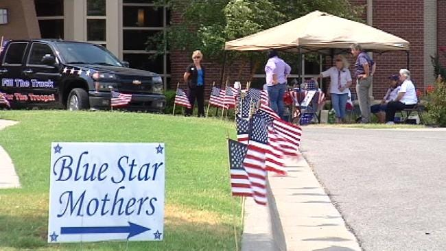 Help 'Fill The Truck For The Troops' In Owasso