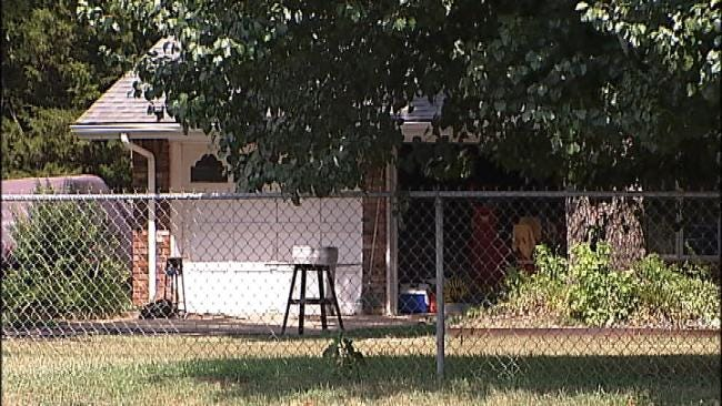 Jenks Toddler Killed When Dad Runs Over Her