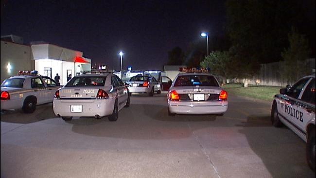 Shooting Victim Shows Up At Tulsa Hospital's ER