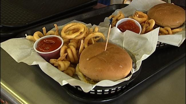 Burger Is Still King At Harden's Hamburgers Of Tulsa