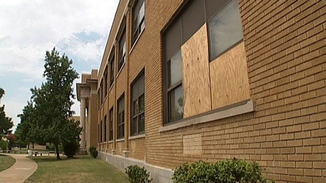 Neighbors Fear Closed Tulsa School Sites Will Become Targets For Vandals