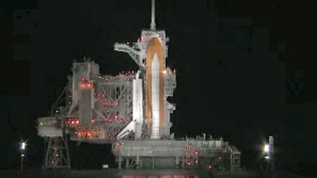 Former Oklahoma Journalist Stands Witness To Final Space Shuttle Launch