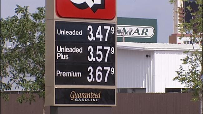 Gas Prices Jump Nearly 10 Cents Overnight