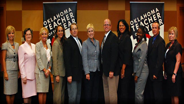 Green Country Educators Among Finalists For Oklahoma Teacher Of The Year