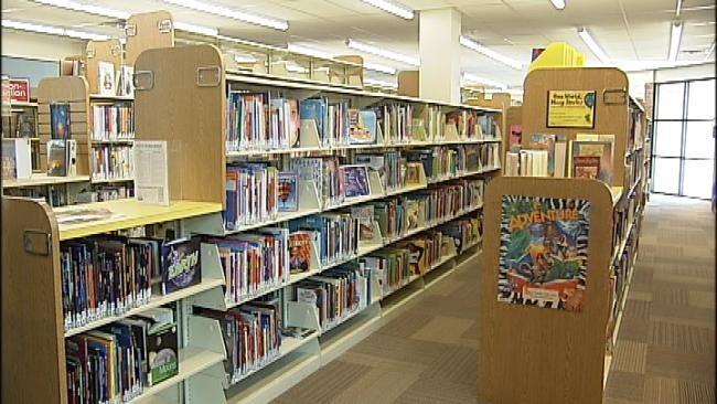 Broken Arrow Library Gets New Look