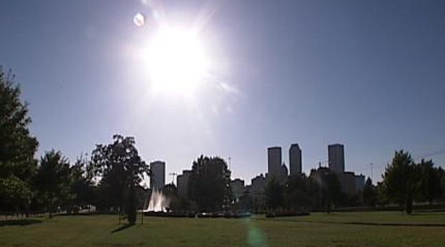 Excessive Heat Warning Issued For Most Of Green Country