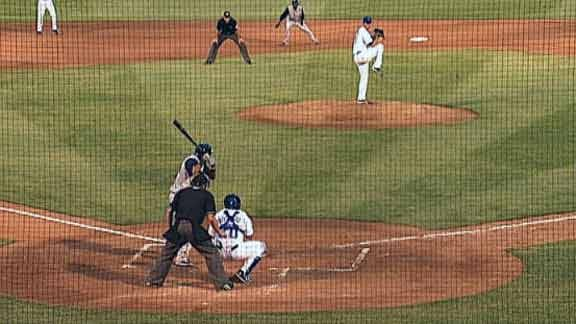 Holcomb's Huge Night Powers Drillers To Win