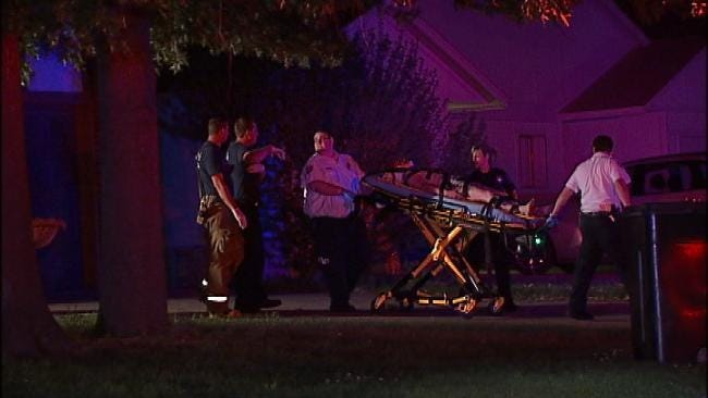 Man Shot During East Tulsa Robbery Attempt